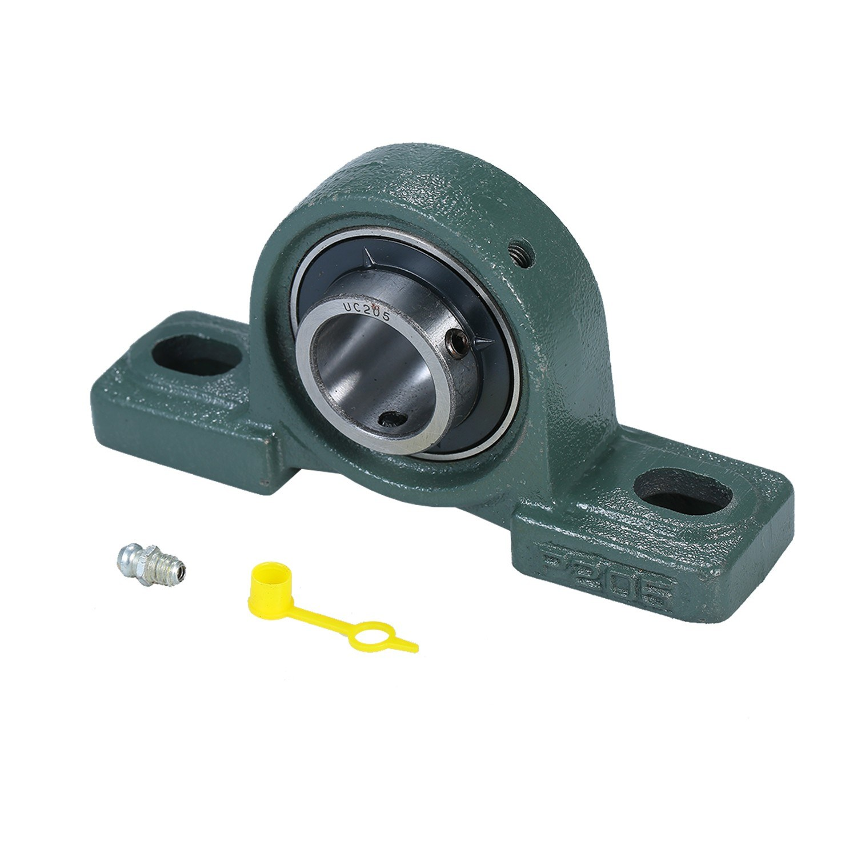 Cast Iron Pillow Block Mounted Bearing Bore Diameter Ball Bearing UCP205