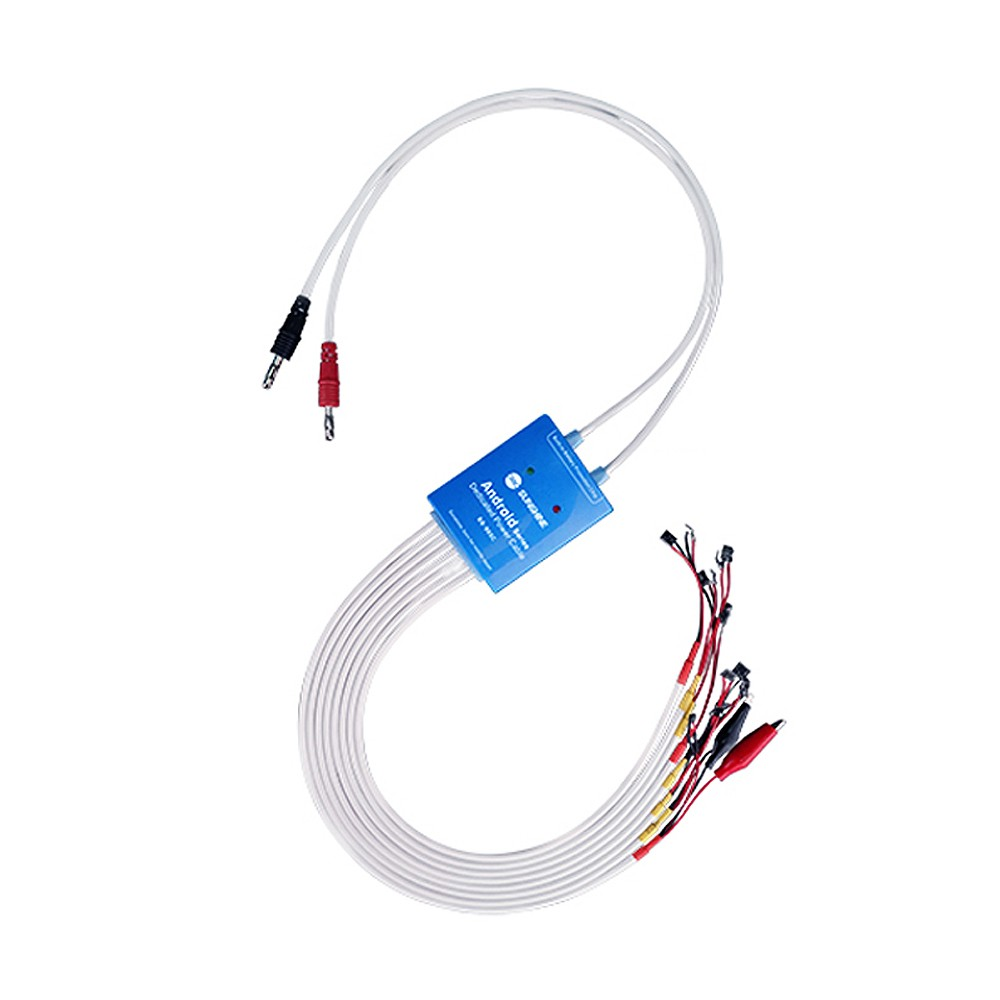 SS-905C For Samsung Huawei Xiaomi OPPO VIVO Meizu Boot Line Phone Power ON/OFF Service DC Power Current Testing Cable