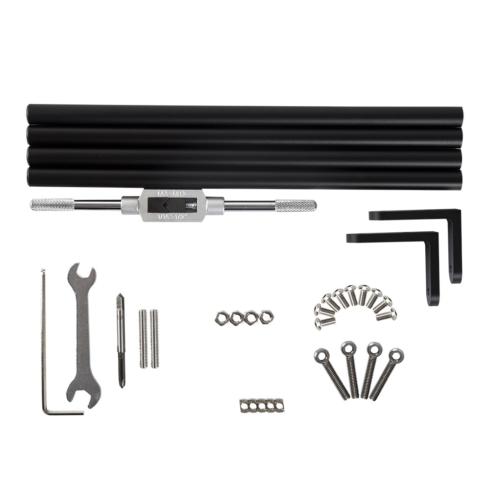 Creality 3D CR-10 3D Printer Support Kit Supporting Rod Fits CR-10 3D Printer 3D Printer Accessories