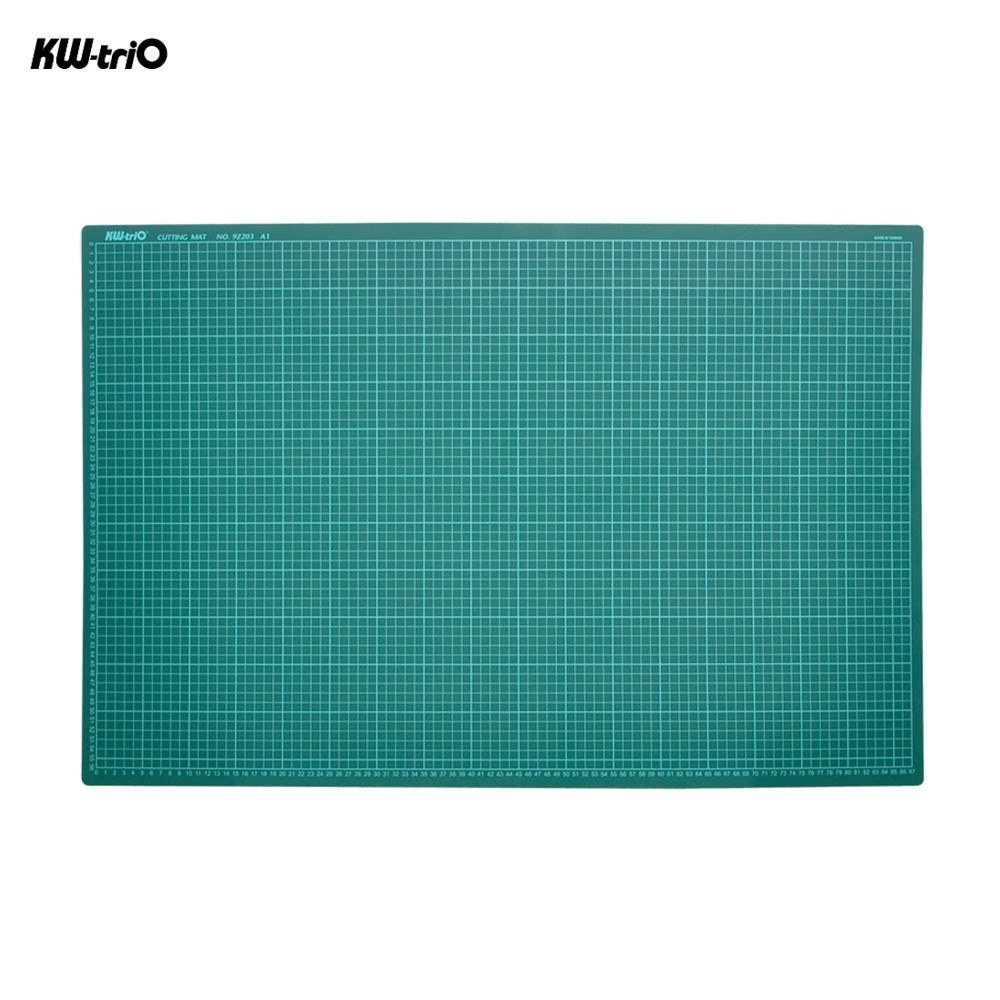 Self-Healing Rotary Cutting Mat Patchwork Cutting Pad 24 * 36 Inch 5-Ply with Max Healing for Hobby Fabric Cutter Craft Set, A1