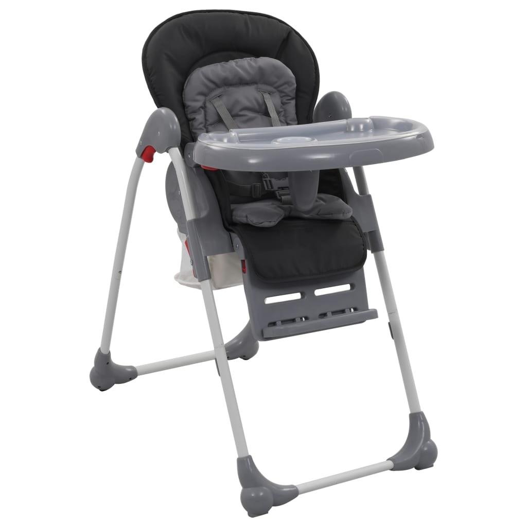 Baby highchair Gray