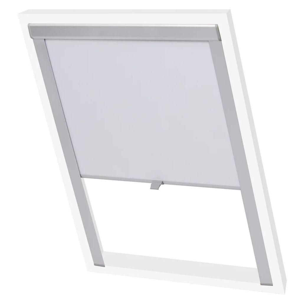blackout roller blind White U08 / 808 / UK08