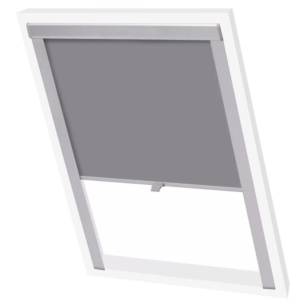 blackout roller blind gray P08 / 408 / PK08