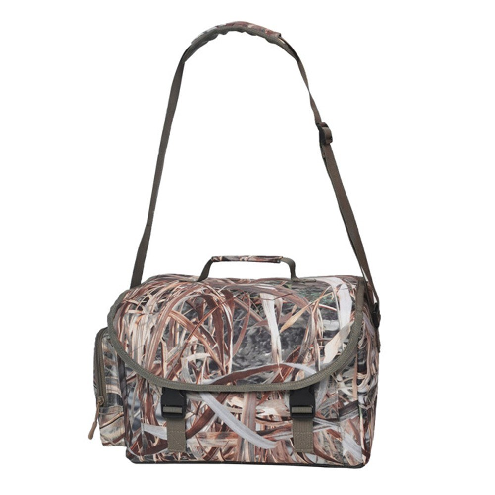Large Capacity Tactical Tackle Storage Bag Crossbody Shoulder Bag for Outdoor Camping Fishing Hiking Traveling
