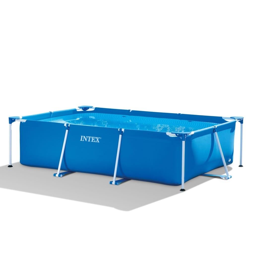 Intex Rectangular Pool Frame 300x200x75 cm 28272NP