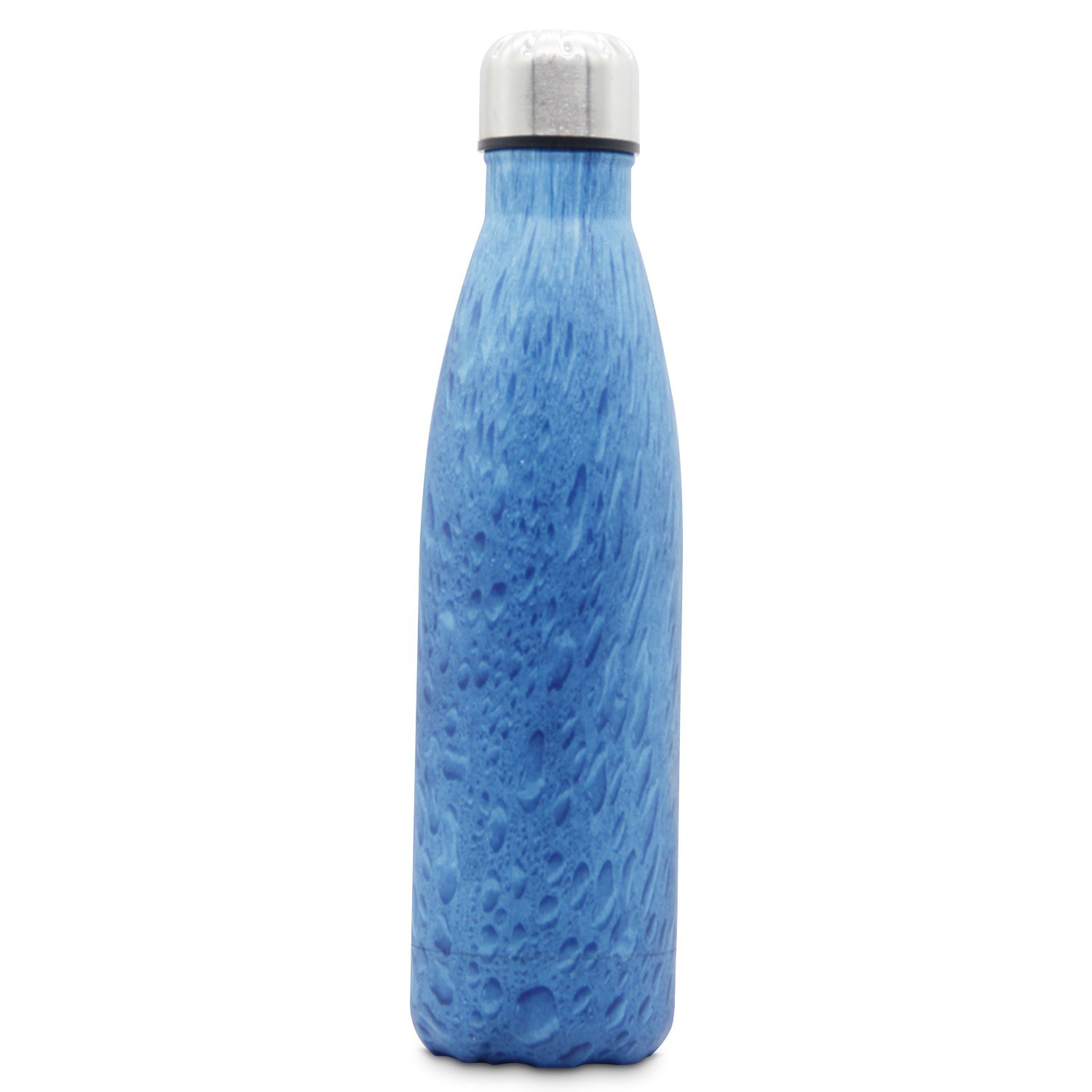 500mL Thermal Bottle Vacuum Cup Insulated Thermal Water Bottle Leakproof Stainless Steel Coffee Mug with Lid Drinking Cup Travel Home Office School Works Camping Cycling