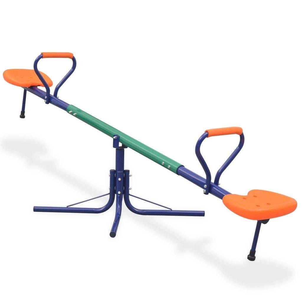 Orange 360 degree rotating scale