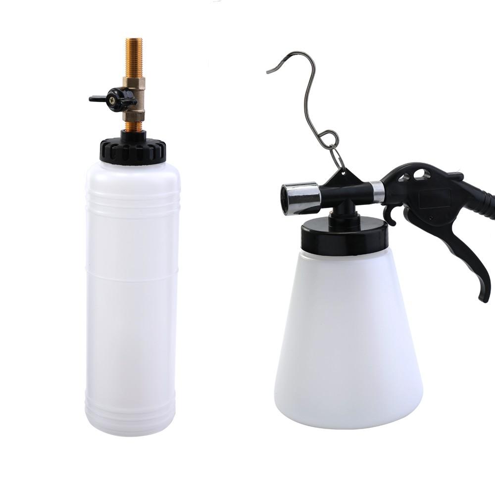 Car Brake Fluid Replacement Equipment Machine Brake Pumping Oil Supplement Accessories Vacuum Type Oiler Tube Fill Bottle Set