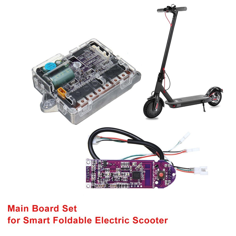 Main Board Set for Smart Foldable Electric Scooter