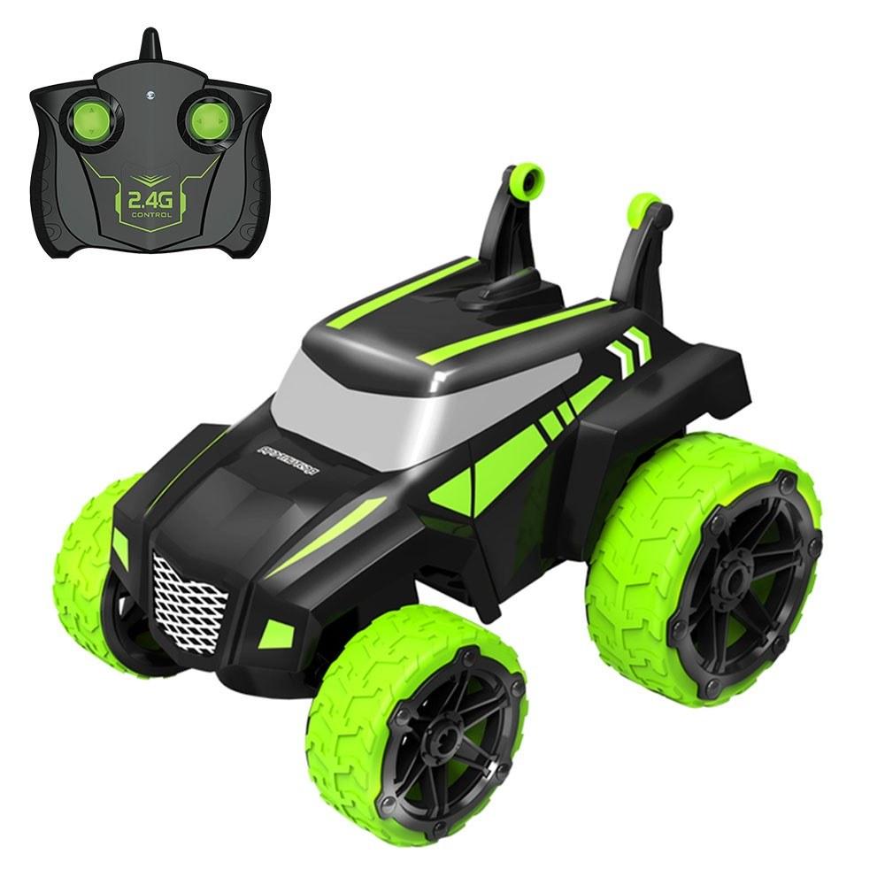 RC Stunt Car 2.4Ghz 3D Rotating Drift Stunt Car Climbing Drift Deformation Buggy Car Kids Robot Electric Boy Toys for Kids