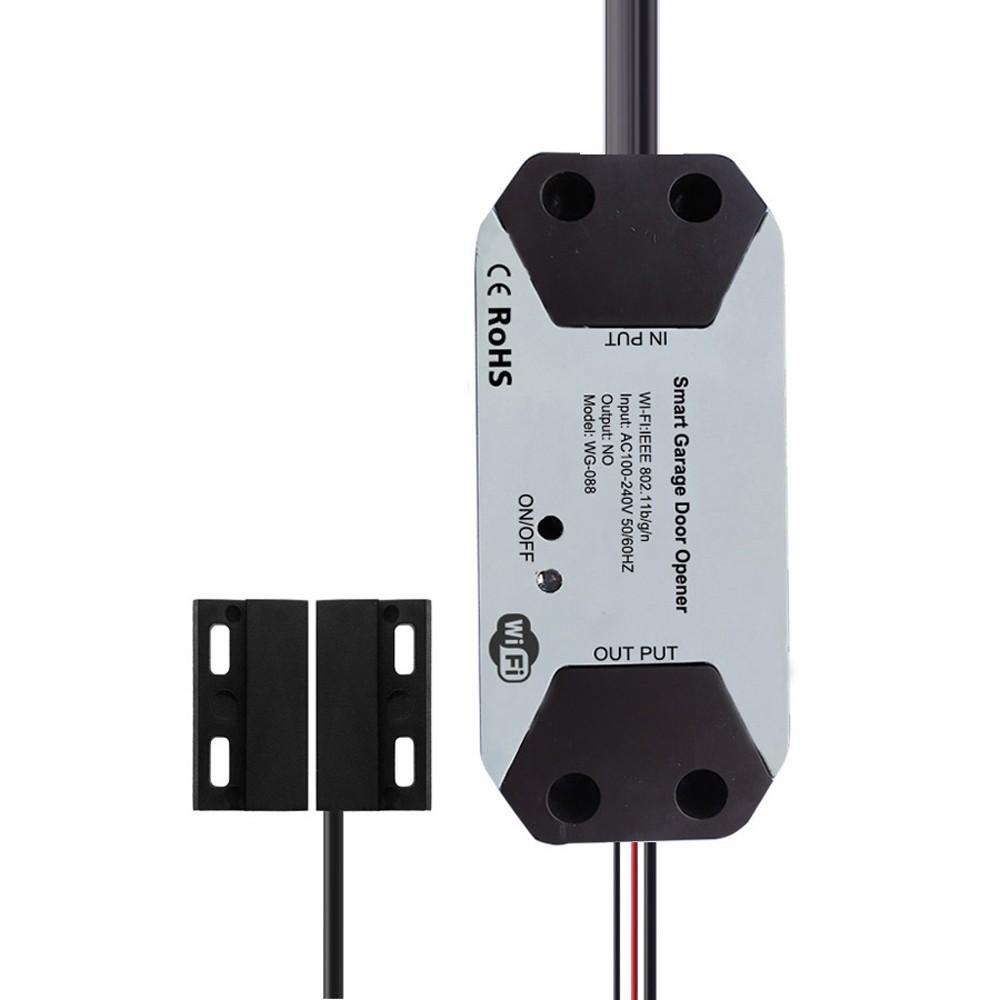 Tuya WiFi Switch Intelligent Garage Door Opener Controller SmartLife APP control