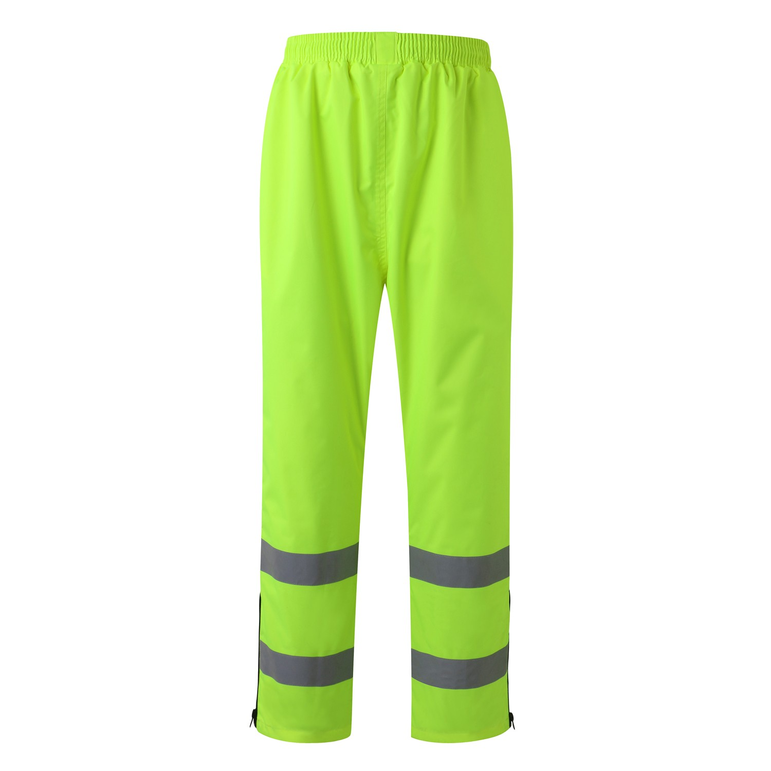 Reflective Rain Pants Safety Windproof Waterproof Pants Outdoor Traffic Sanitation Garden Overalls Rain Pants