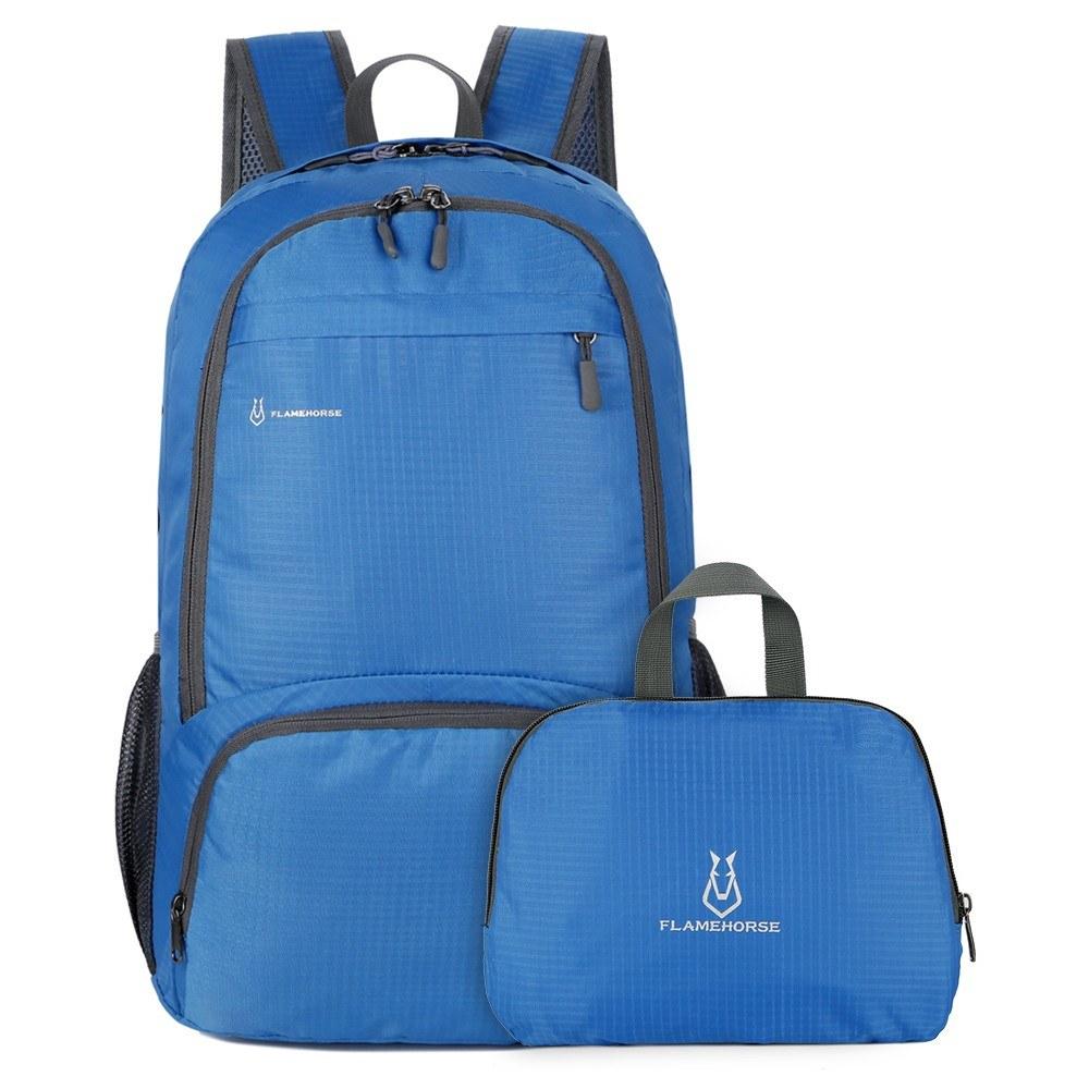Lightweight Foldable Backpack Men Women Waterproof Packable Backpack Travel Hiking Daypack