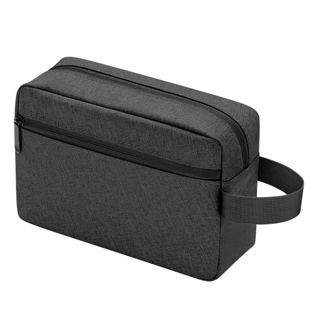 Travel Toiletry Bag Portable Makeup Cosmetic Bag Electronic Products Organizer Bag for Men Women
