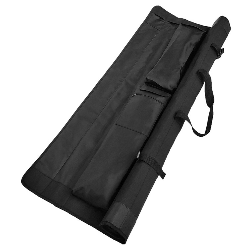 Foldable Fishing Rod Bag Portable Fishing Pole Storage Case Orgaziner Bag Travel Fishing Handbag