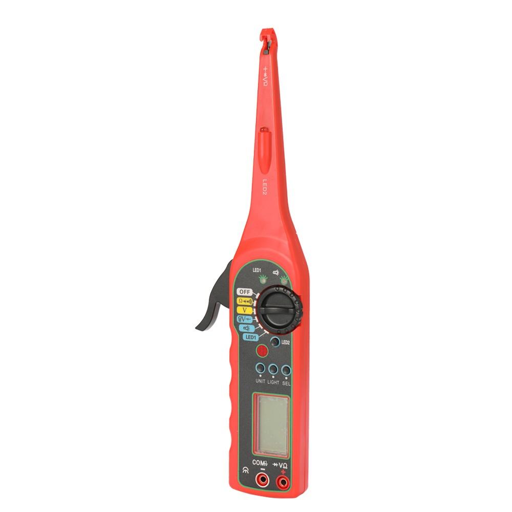 Multi-function Auto Circuit Lamp Repair Tool Voltage Tester Multimeter Car Diagnostics Tools