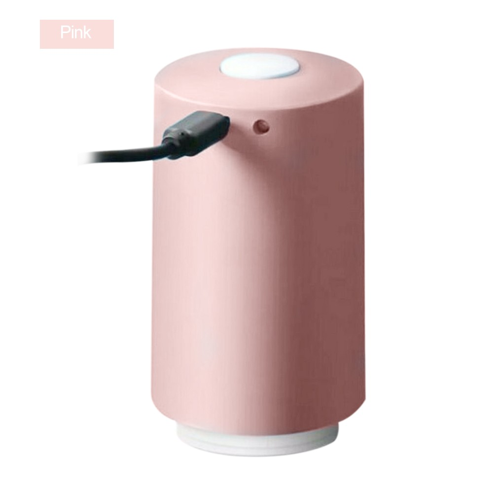 Portable Mini Electric Air Pump USB Charging Household Automatic Compression Vacuum Pump for Home Food Storage Use