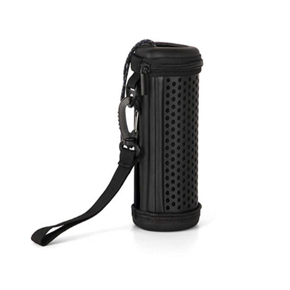 Protective Cover Case Compatible with JBL Flip 4 Waterproof  Portable PU Carrying Sleeve Hollow Hard Case Travel Pouch Bag