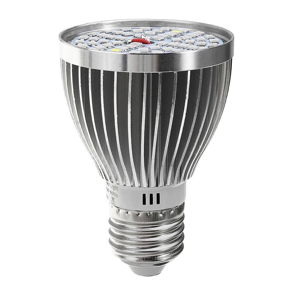 Lamp Bulb Grow Light E27 60W 2835 SMD Full Spectrum Plant Hydroponic Aquarium