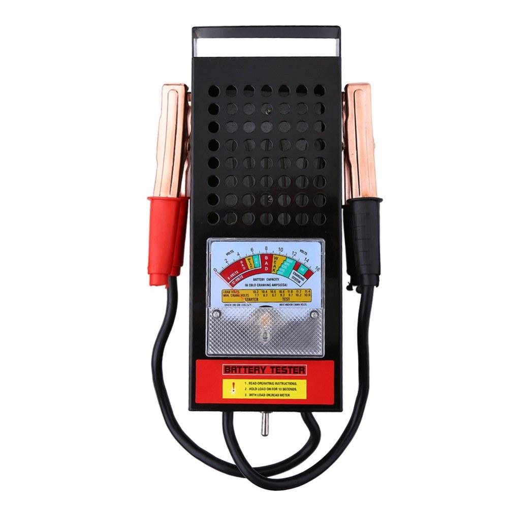 12V Car Vehicle Digital Battery Load Tester Analyzer Auto Diagnostic Tool Cars Maintenance Accessory