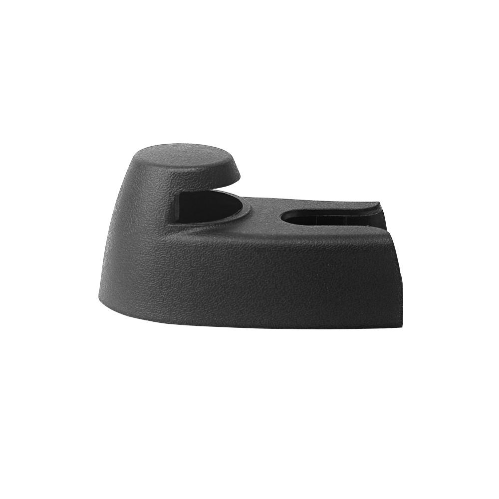 2Pcs Rear Windshield Wiper Blade Washer Arm Nut Covers Cap for Seat Altea 5P Ibiza 6L 6J Leon 1P Toledo