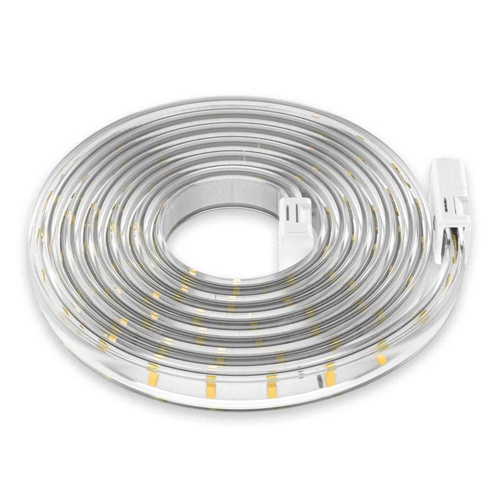 Yeelight 220-240V 5m/16.4ft LEDs Light Strips Dimmable Flexible Rope Light Kit  for Home Lighting Kitchen Bedside Cabinet