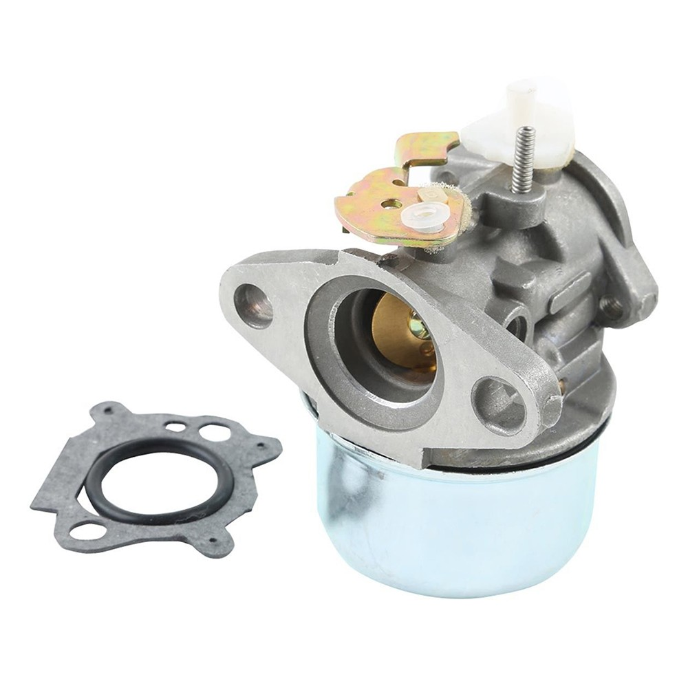 NEW Carburetor Fit for Briggs & Stratton 497586 499059 498170 Engines Lawnmower Gasket