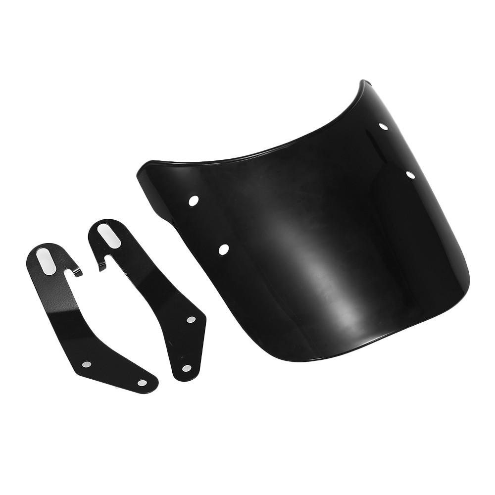Universal Motorcycle Windshield 5-7