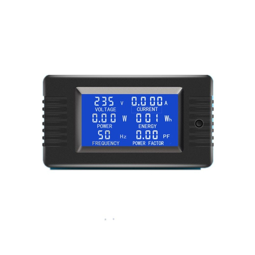 Digital Meter PZEM-018 AC 80-260V 5A Multimeter Digital Meter LCD Display Power Energy Voltage Current Frequency Tester