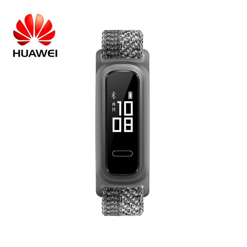 HUAWEI Band 4e Smart Bracelet Fitness Tracker Wristband Running Basketball Footwear Mode 5ATM Waterproof (Basketball Mode only suppports Android 4.4 and above system)
