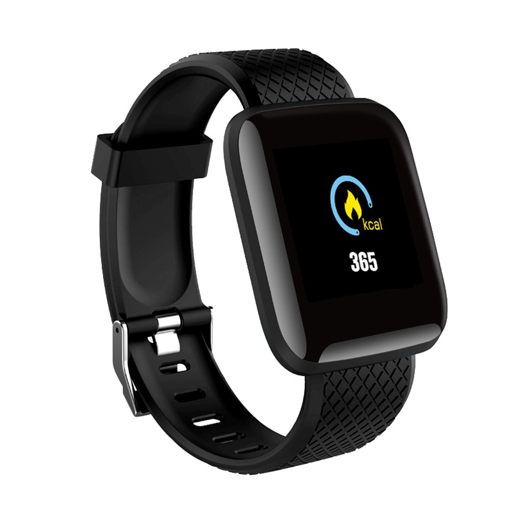 D13 Smart Watch Heart Rate Blood Pressure Monitor Fitness Tracker Watch IP67 Waterproof Sport Smart Wristband for Android IOS