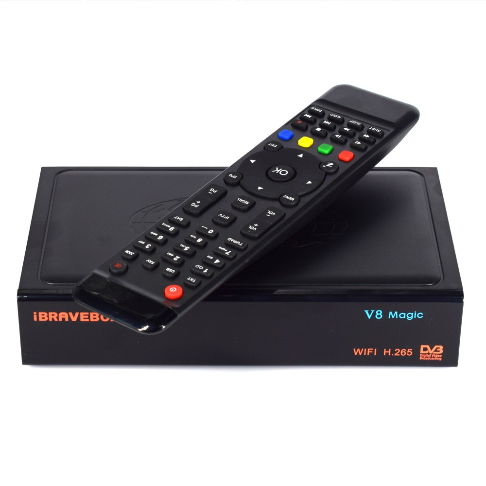 Satellite Receiver HD Digital DVB S2 TV Tuner Receivable TV Box