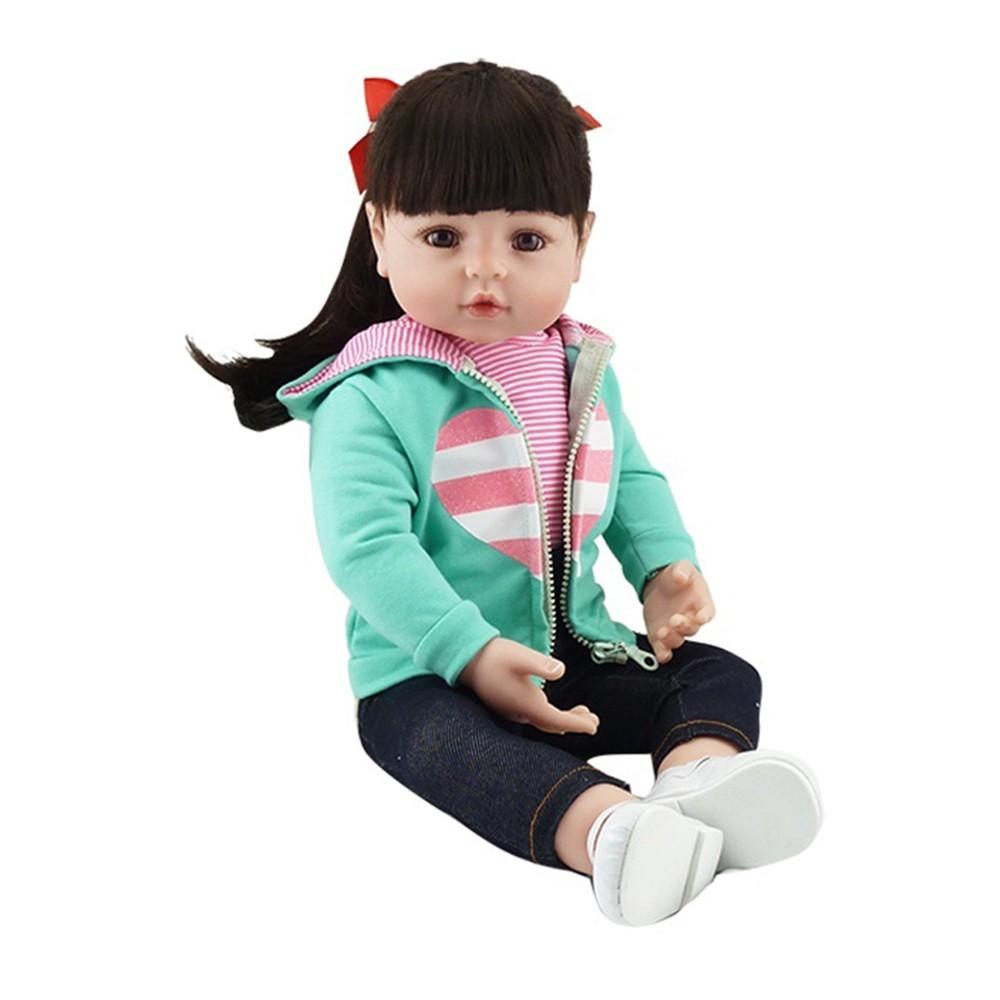 Reborn Real Life Baby Doll Girl 19