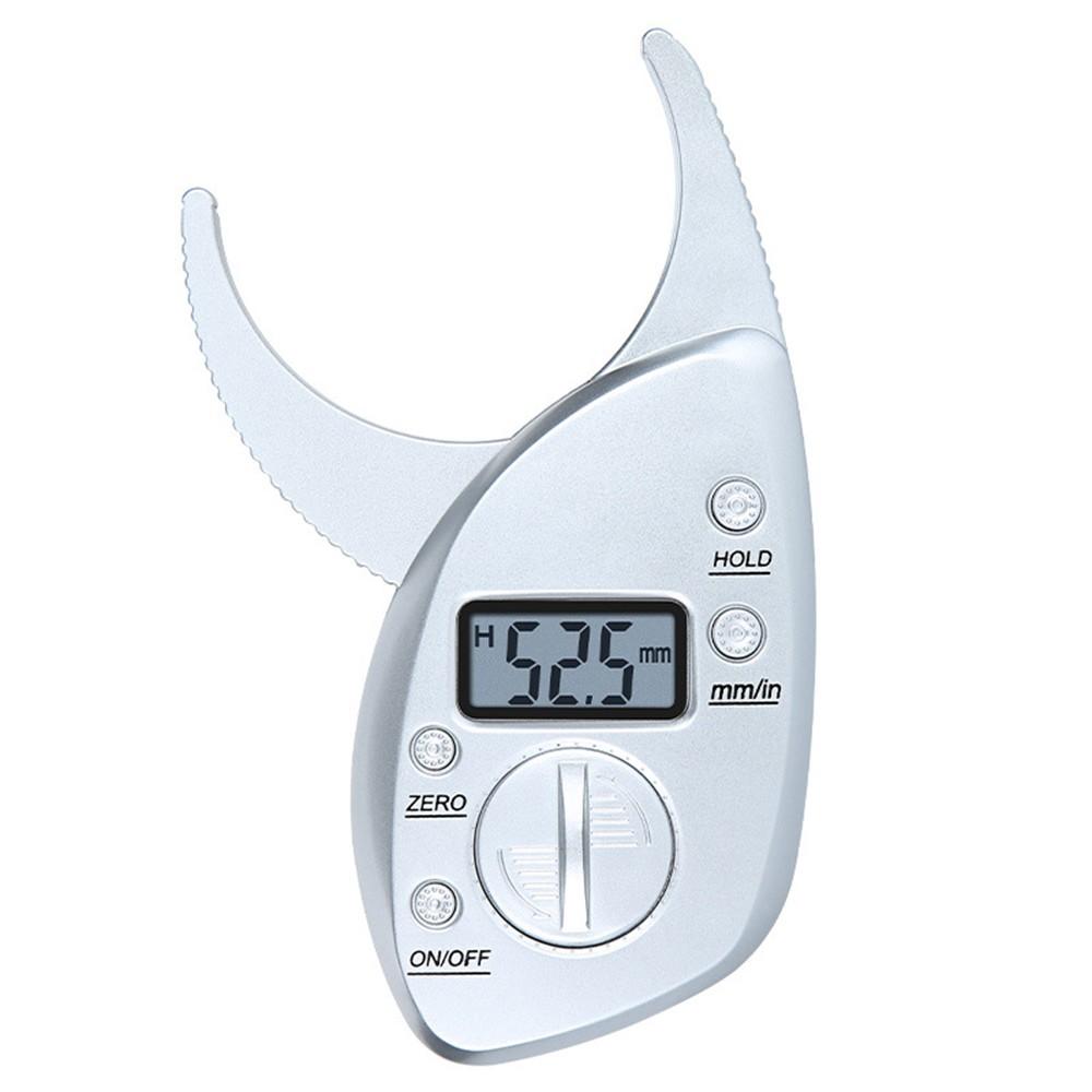 Digital fat caliper fat clip sebum body fat body clamp fat pliers fat pliers skin pleat thickness measurement