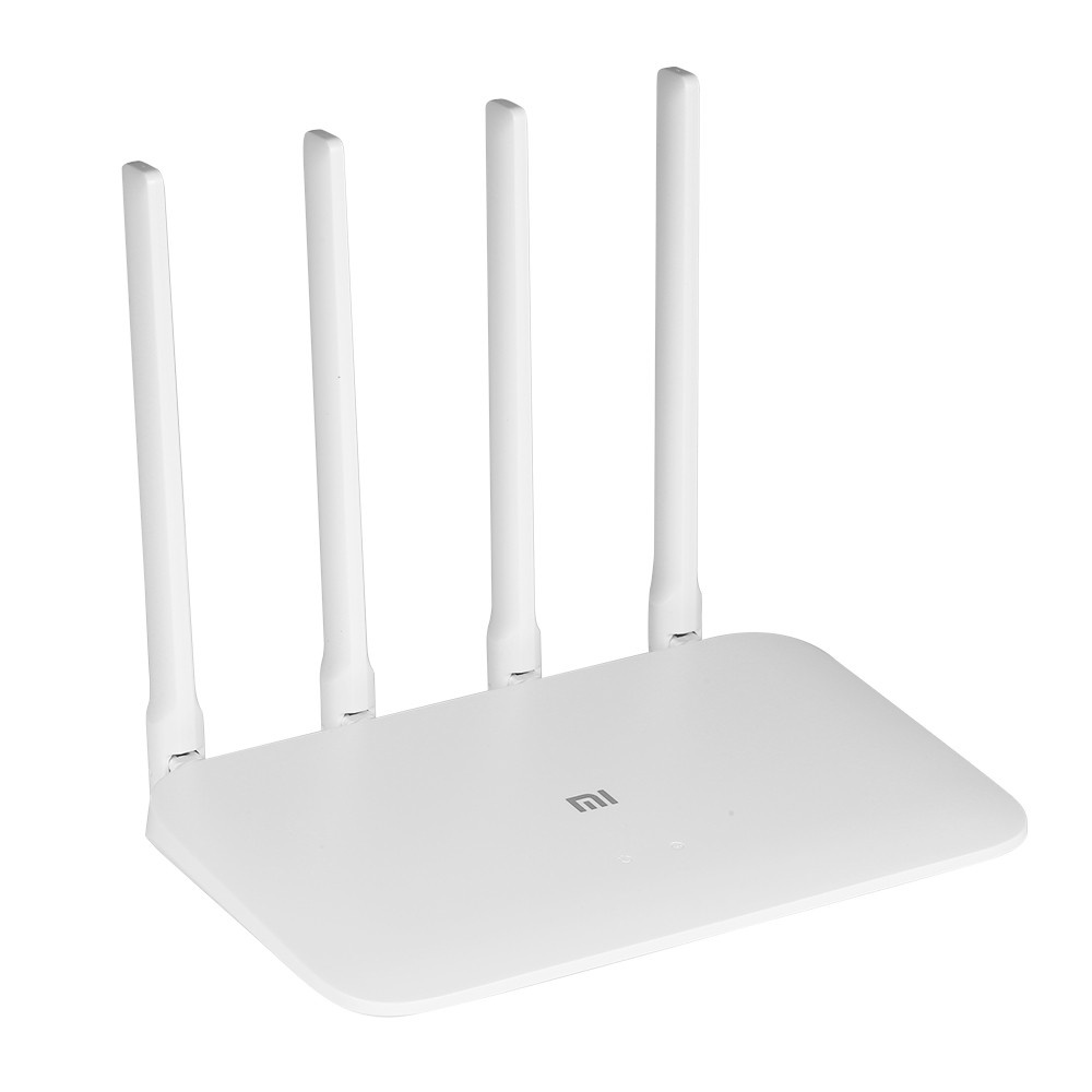 Xiaomi MI WiFi Wireless Router 3G V2 1167Mbps WiFi Repeater 4 Antennas 2.4G/5GHz Dual Band 128MB DDR3 Memory APP Control R3Gv2 US Plug