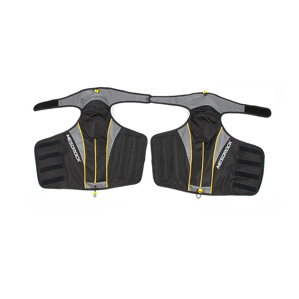 1 Pair of Motorcycle Warm Knee Protector Waterproof Knee Pads Cycling Knee Braces Windproof Knee Warmer Wraps Pads