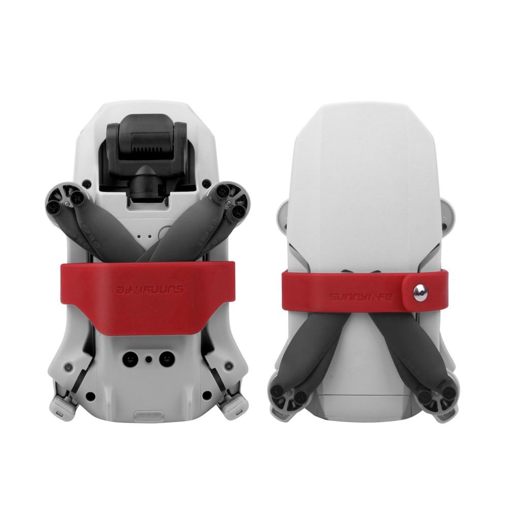Compatible with DJI Mavic Mini Drone Silicone Propellers fixator Protector Stabilizer