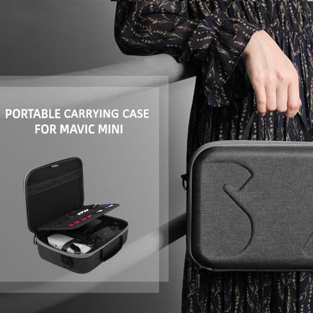 Replacement for DJI Mavic Mini Drone Carrying Bag Handbag Sidle Bag Drone Storage Case Portable Travel Bag
