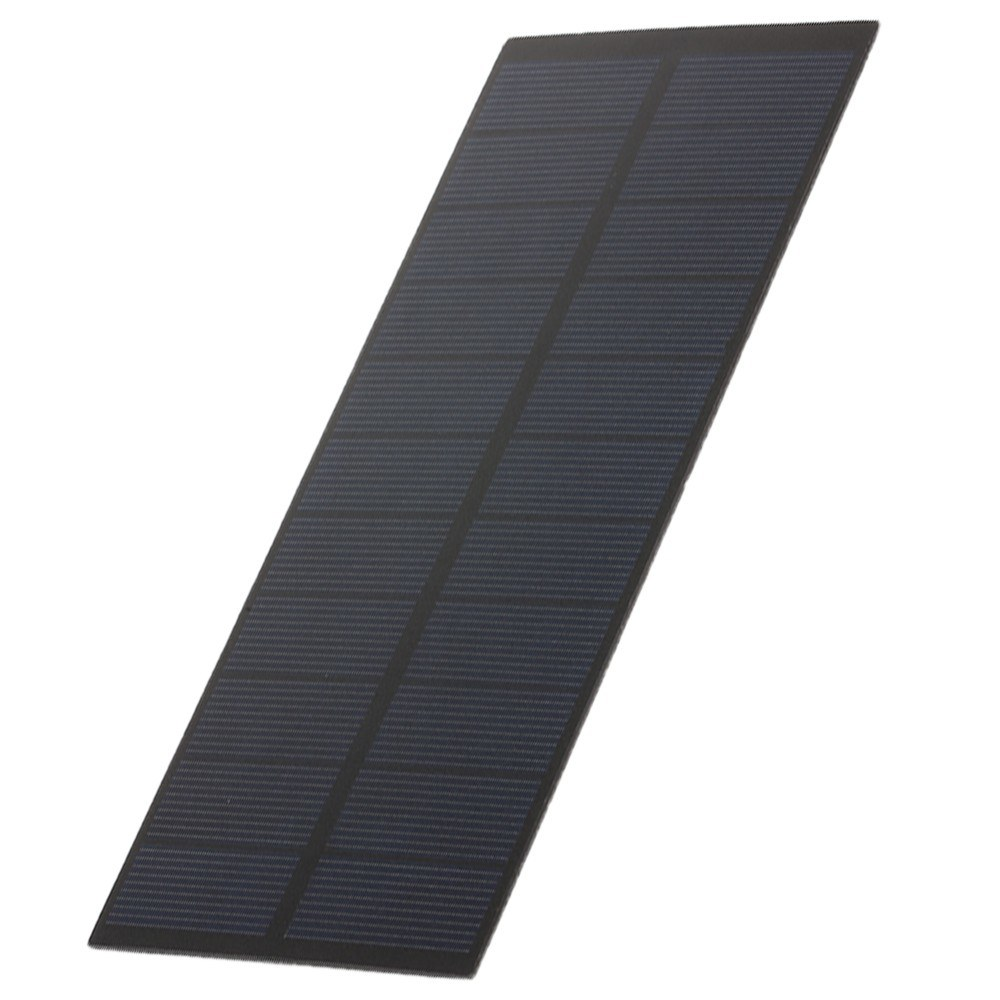 2.2W/5.5V DIY Solar Panel Module Solar Charger 188*78.5MM PET Polycrystalline Silicon For Solar Lights Displays Toys