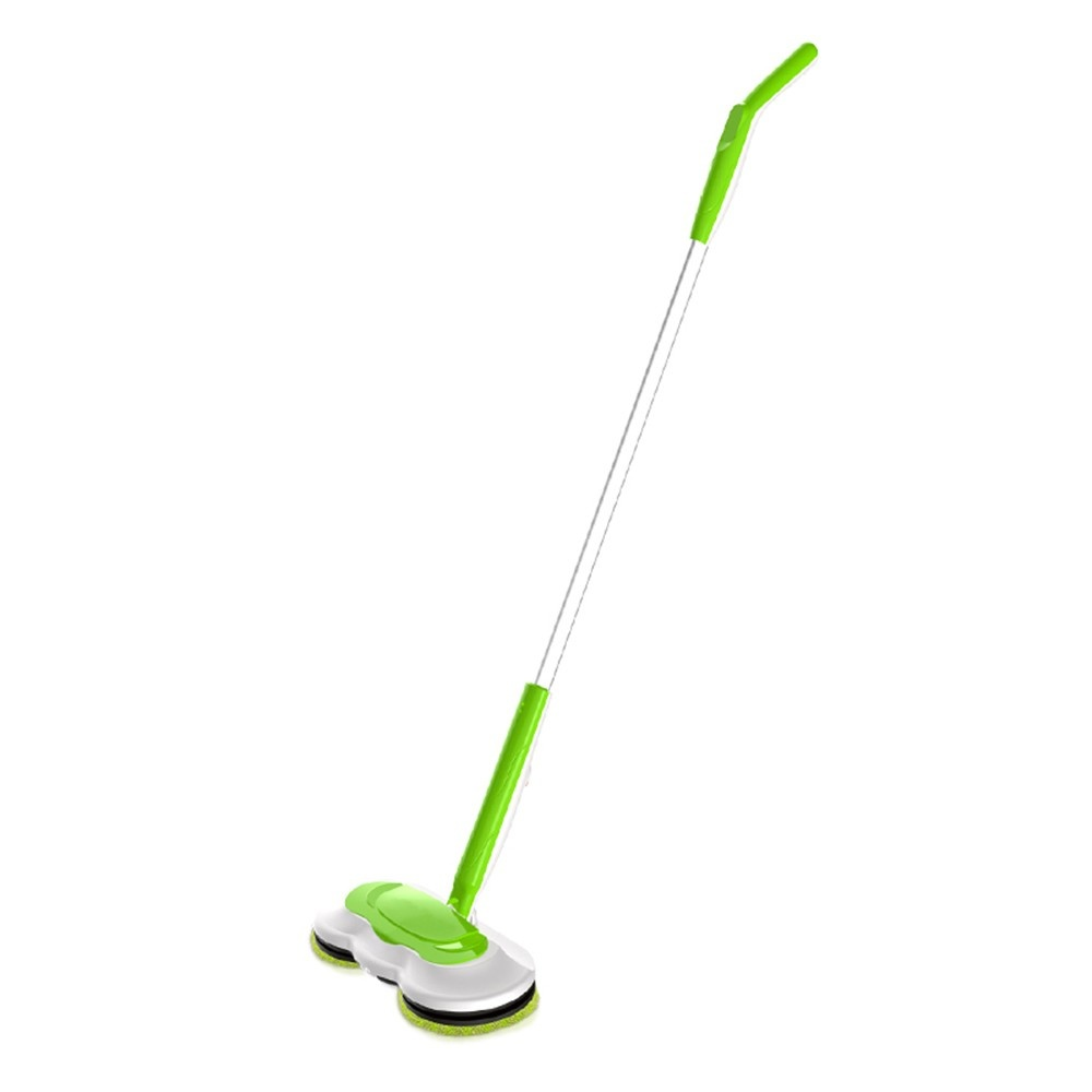 4000mAh Electric Handheld Swivel Mop Multifunctional Electric Wiping Machine Rechargeable Wireless Mop Practical Floor Cleaning Tool Floor Care Device (No Water Spraying)