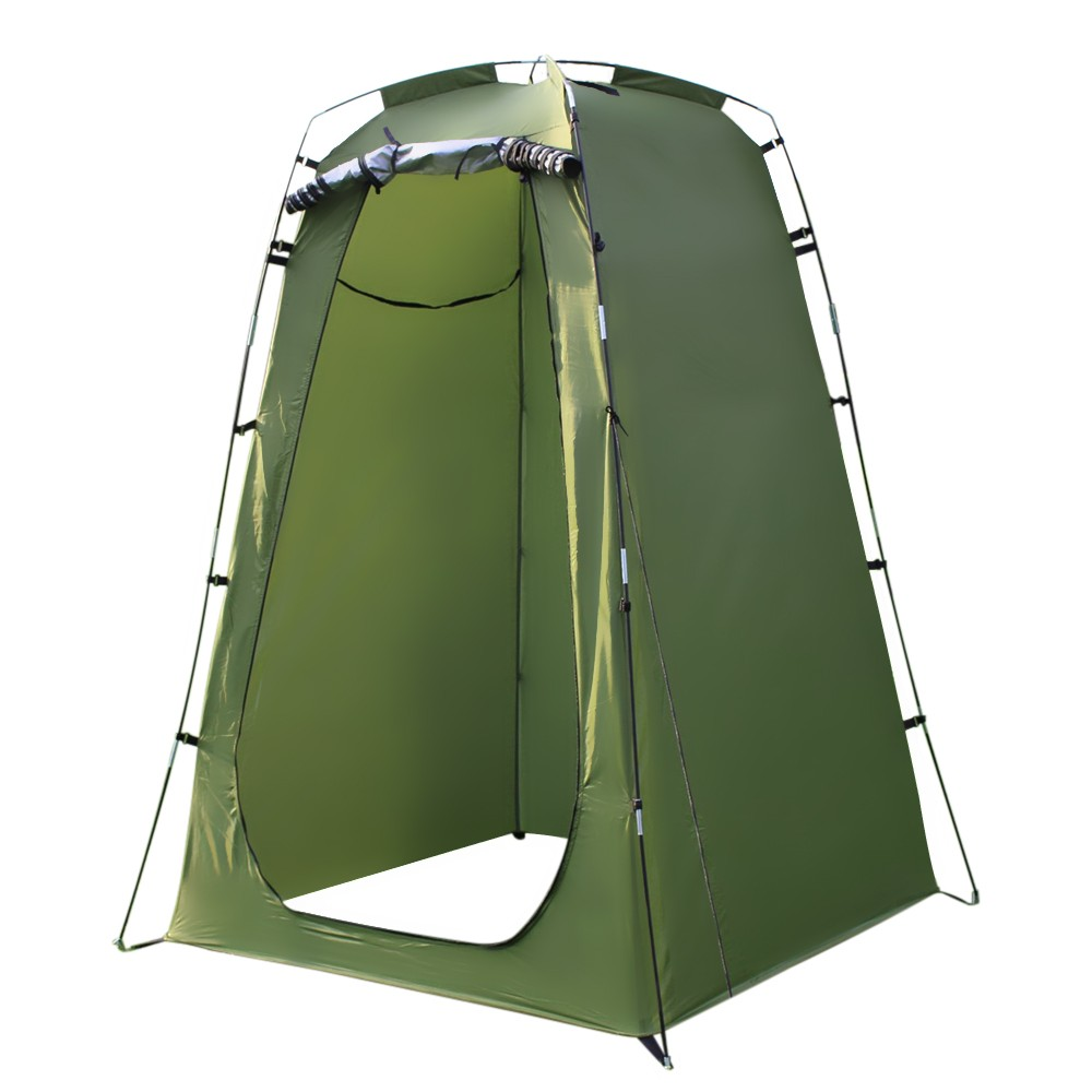 Camping Tent For Shower 6FT Privacy Changing Room For Camping Biking Toilet Shower Beach
