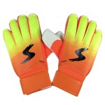 Goalkeeper Gloves Finger Protection Latex Soccer Goalie Gloves Breathable Sports Gloves
