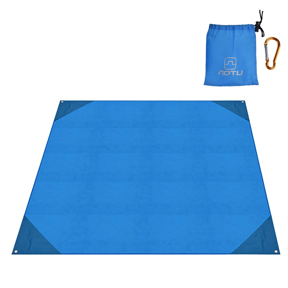 Camping Outdoor Oxford Cloth Tent Picnic Portable Lightweight Ultralight Waterproof Traveling Hiking Inflatable Sleeping Pad