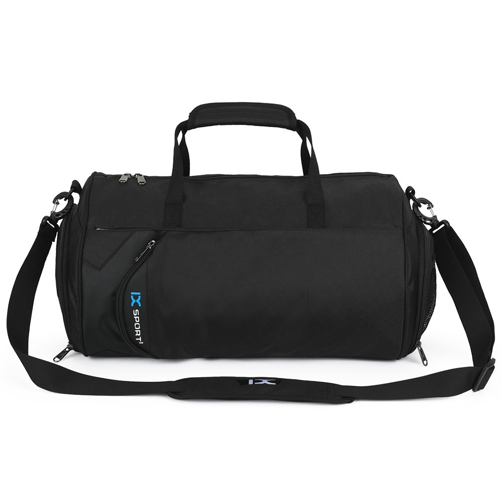 30L Waterproof Travel Duffele Bag with Separate Shoe Compartment for Men Women Sports Gym Tote Bag