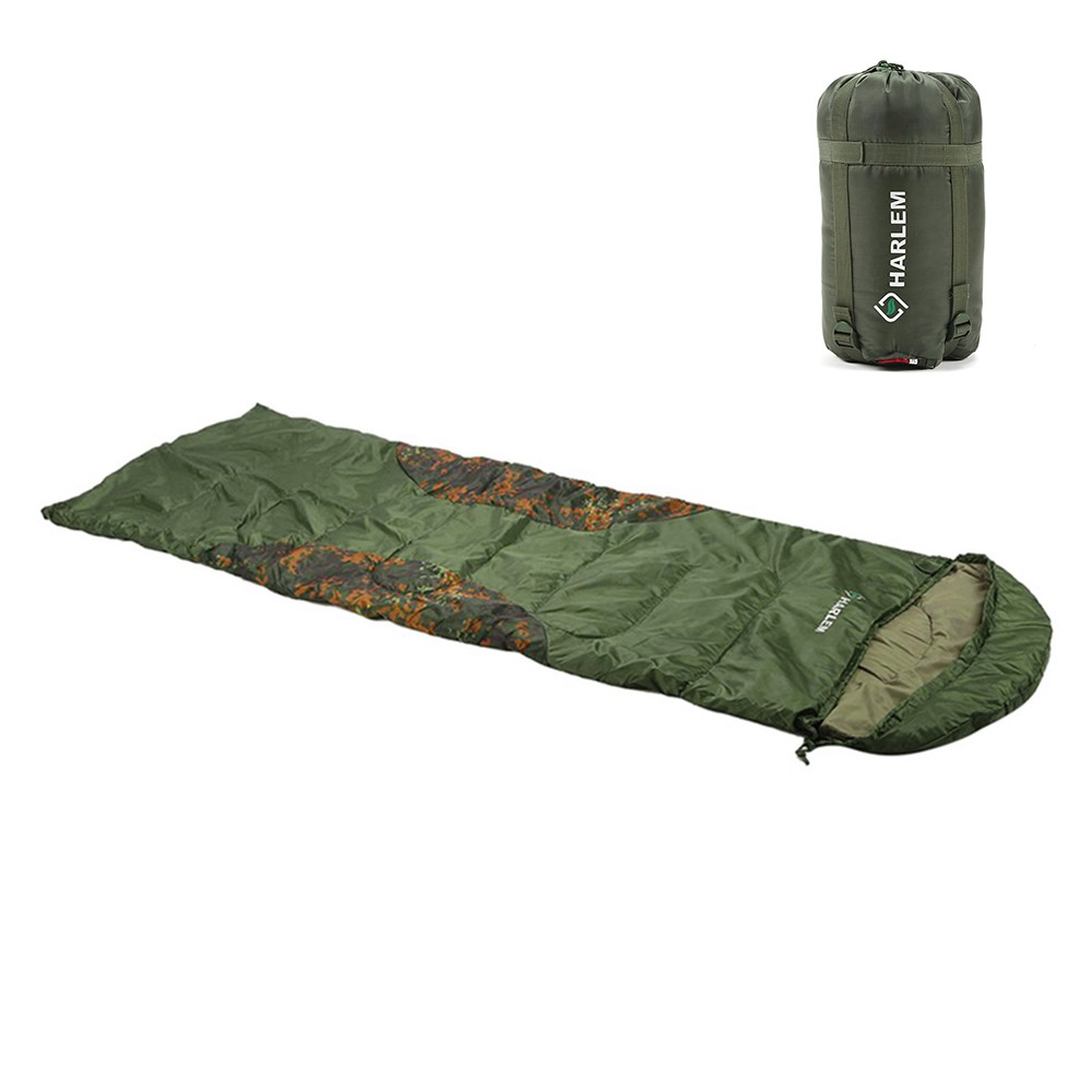 Warmth Insulation Zippered Sleeping Bag
