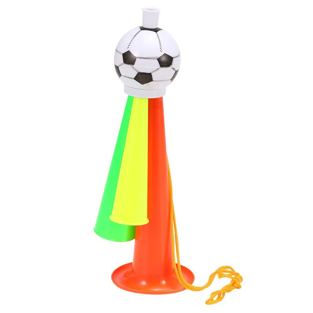 Soccer Fans Trumpet Fan Cheer Bugle