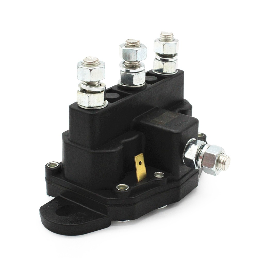 Relay  Winch Motor Reversing Solenoid Switch 12 Volt
