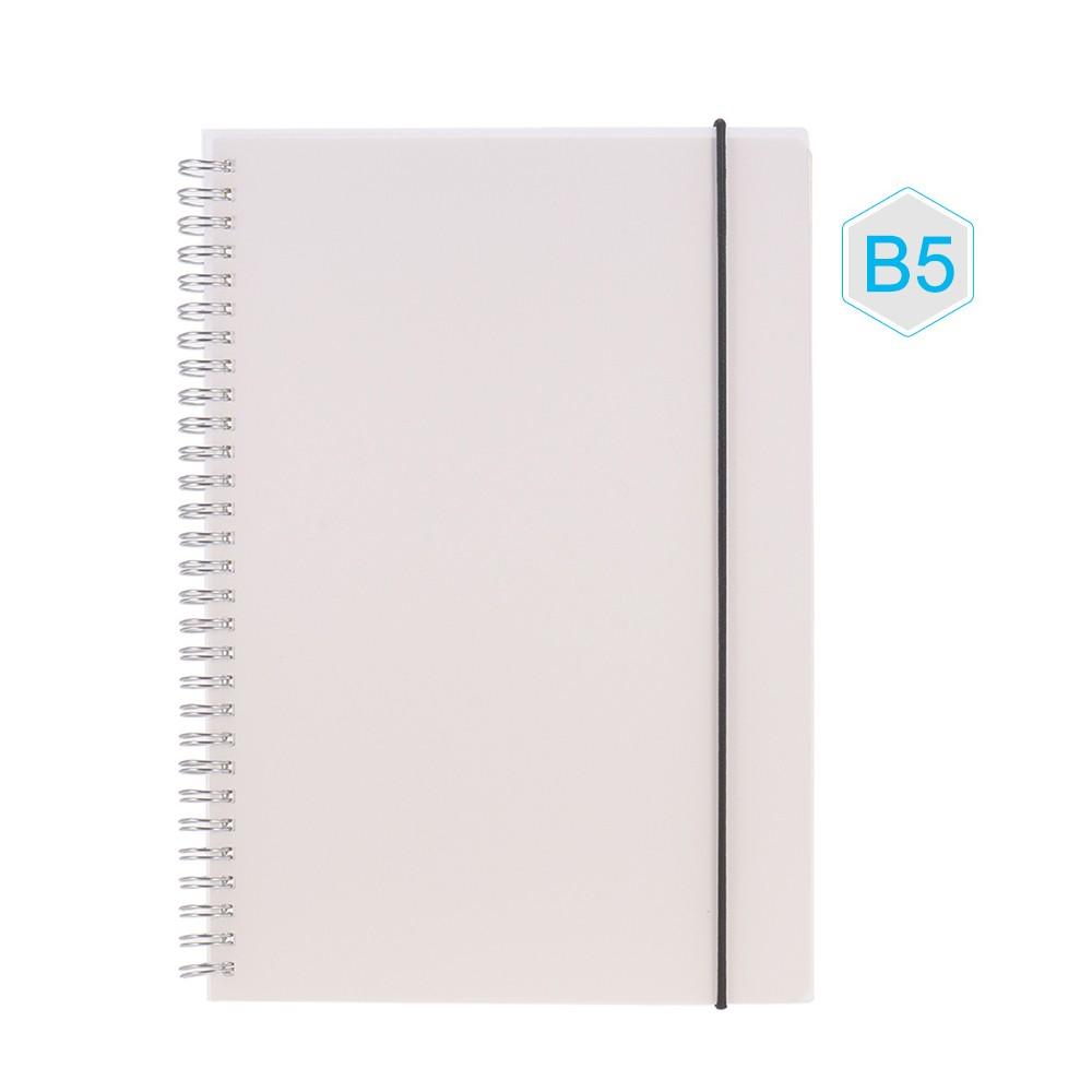 B5 Coil Notebook Spiral Notebooks