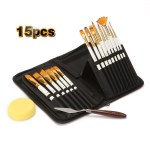Multipurpose Paintbrush Set