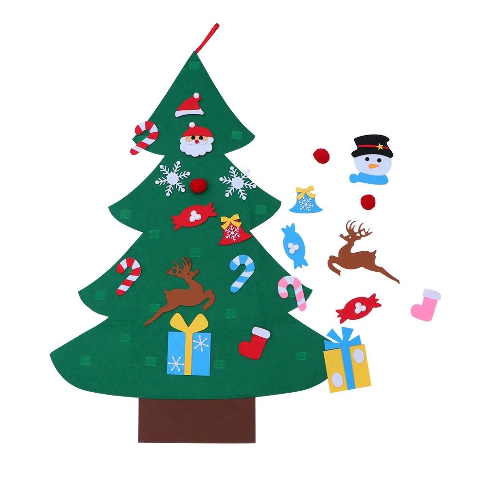 毛毡圣诞树-26pcs